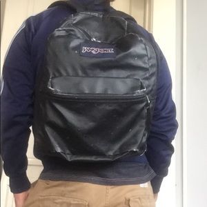JanSport  and back